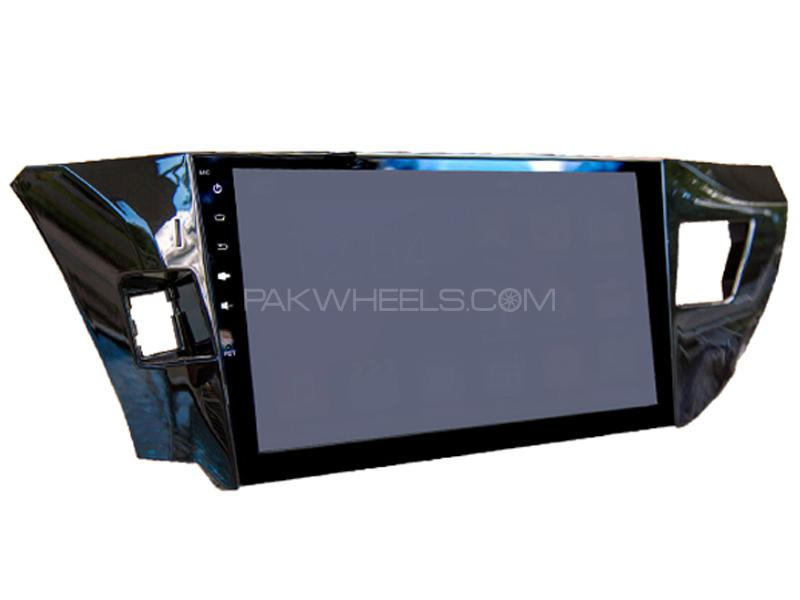 Android Tablet For Toyota Corolla 2015 - T3 Image-1