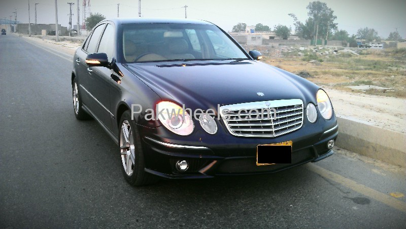 Used mercedes benz e class e320 2008 car for sale in for 2008 mercedes benz e class for sale