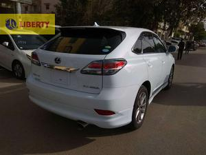 TOYOTA  RX 450  2013 MODEL FULL HOUSE  NO MINUS OPTION