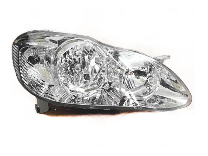 Depo Headlight For Toyota Corolla 2002-2008 RH Image-1