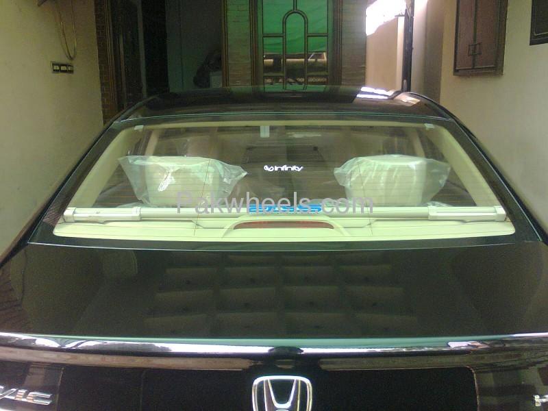 Honda Civic VTi Oriel Prosmatec 1.6 2013 Image-2