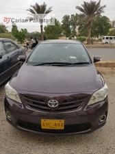 Used Toyota Corolla GLi Automatic 1.6 VVTi 2012