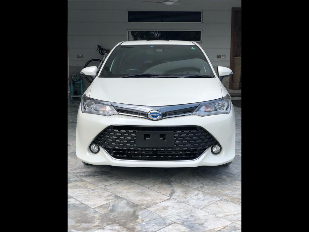 Toyota Corolla Fielder Hybrid G Aerotourer 2015 Image-1
