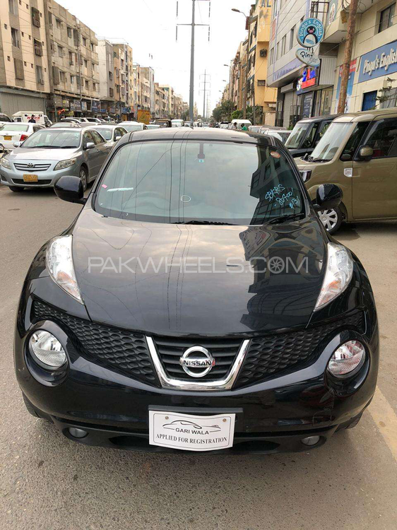 GARIWALA Nissan Juke  1500Cc Eco drive mode technology Super Black RX Type V Package  5 Seater Model 2013  Fresh cleared  import 2018 Original 3.5 Grade Auction Sheet  Verifiable  Original 38000 KM  Verifiable Original DLRs  Day Light Running Light  Special Design Head Lights Auto Retractable Side Mirrors Auto headlights  Push Start Climate Control Air Condition Power Windows  Power Steering Traction Control Original HID lights Xenon Head lamps Original Estito 5 Twin  Silver  17 inch Alloy Original fog lights Original UV Glass Windows Original CD Player Back Camera No Touch Up Repair Guaranteed,l 100 percent Genuine Guarantee