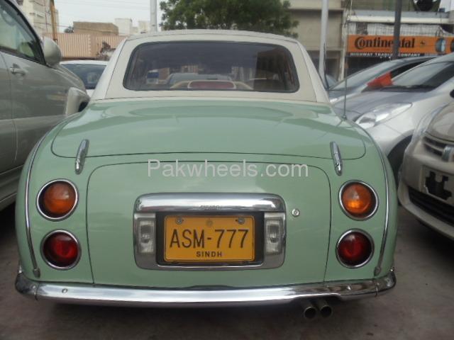 Nissan Figaro 1991 For Sale In Karachi Pakwheels