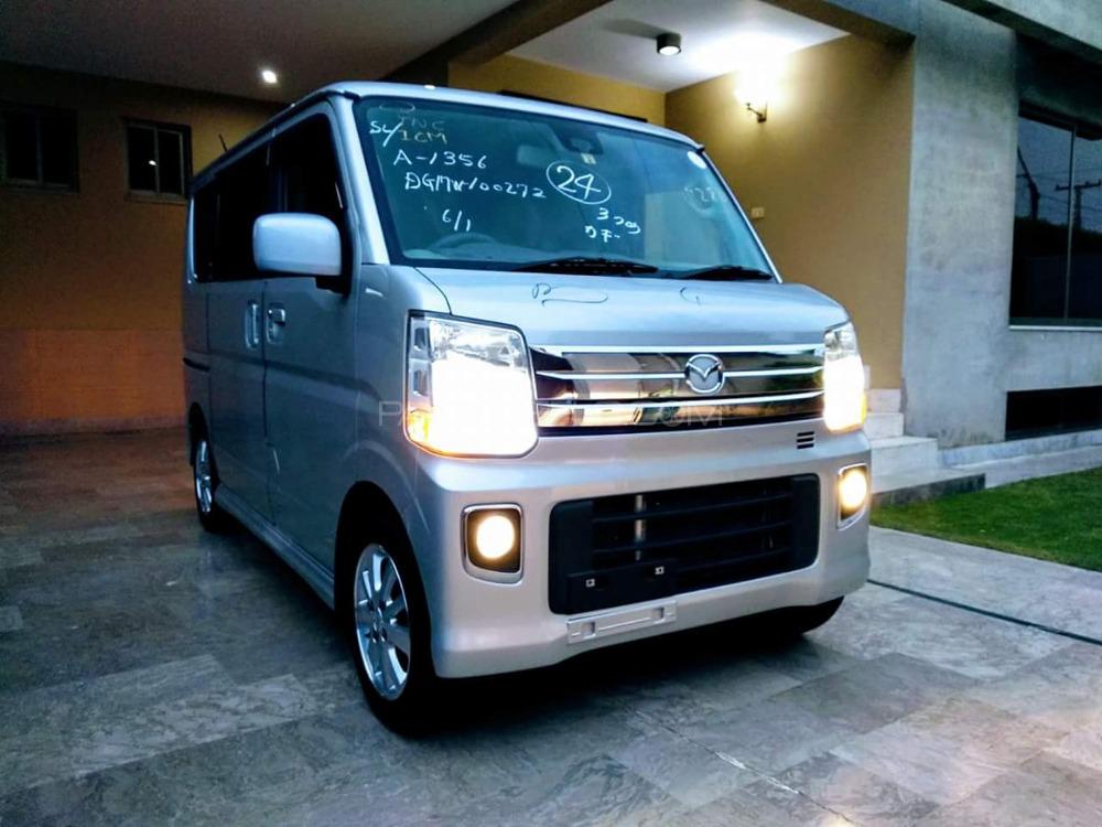 Suzuki Every Wagon PZ Turbo 2015 Image-1