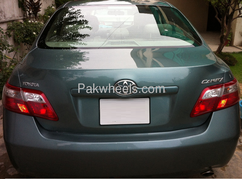 toyota camry 2008 for sale in islamabad pakwheels. Black Bedroom Furniture Sets. Home Design Ideas