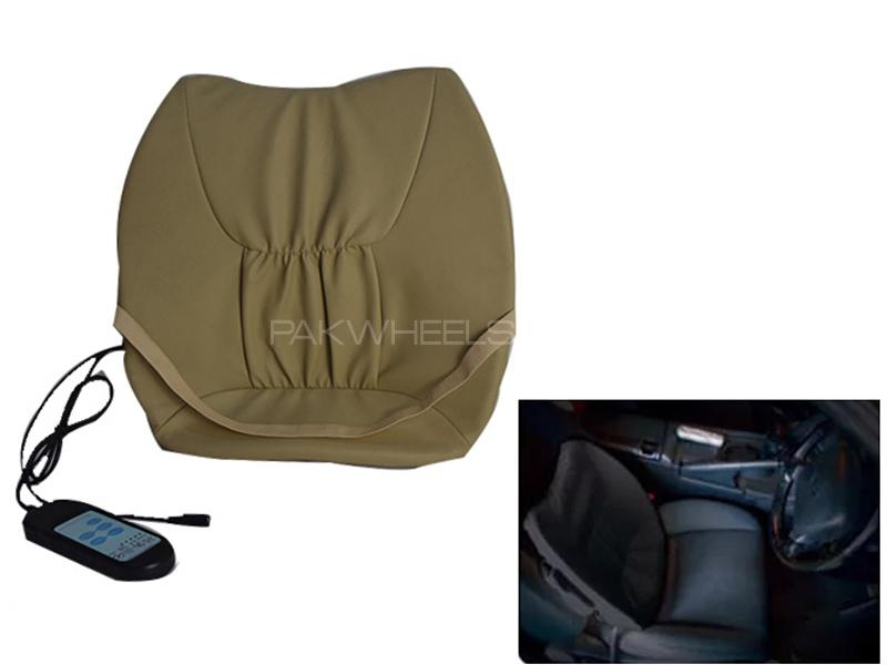 Universal Car Back Seat Massager Image-1