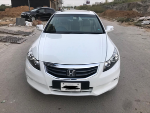 Honda Accord 24TL 2011 For Sale In Islamabad