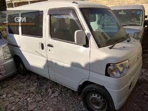 Used Mitsubishi Minicab Bravo 2013