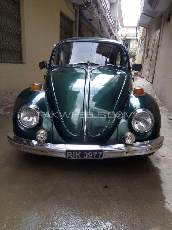 Volkswagen Beetle 1200 1966 Image-1