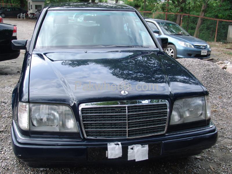 Mercedes benz e class e220 1995 for sale in islamabad for 1995 mercedes benz e class