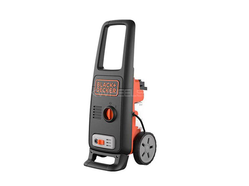 Black +  Decker Pressure Washer 1600w Image-1