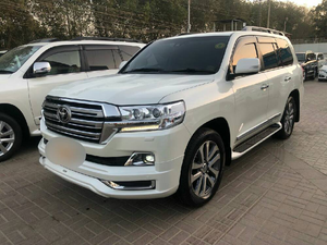Used Toyota Land Cruiser ZX 2016
