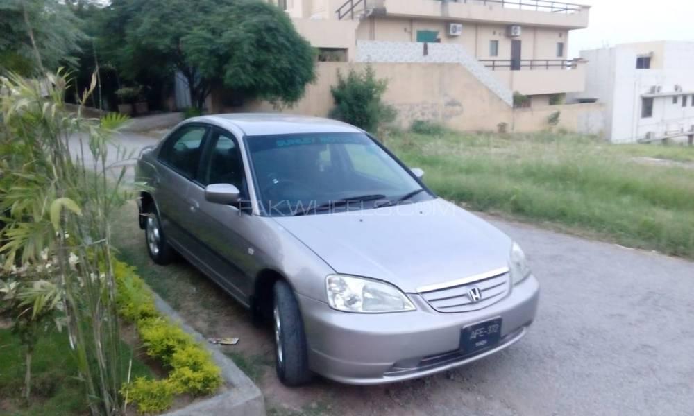 High Quality Honda Civic VTi 1.6 2002