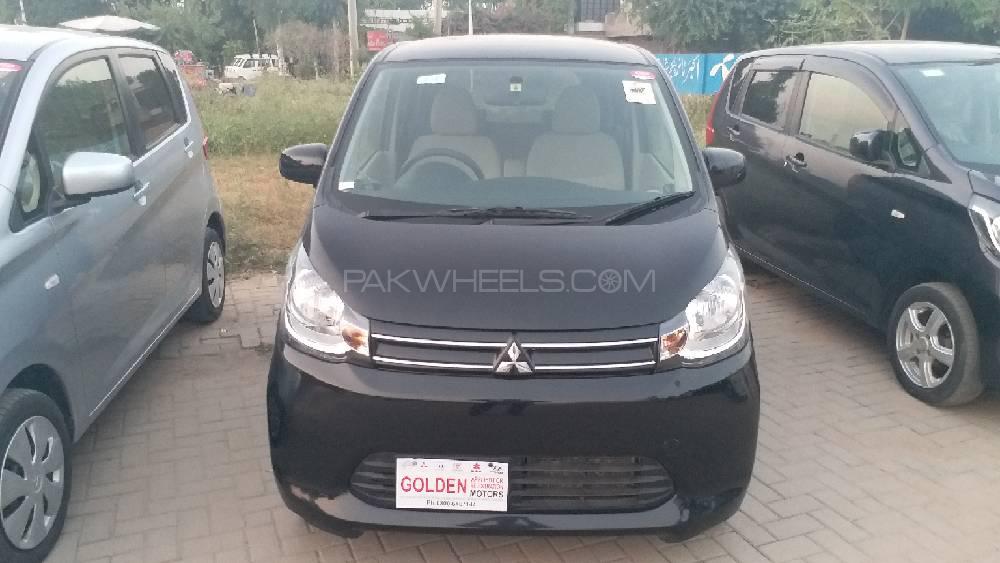 Mitsubishi Ek Wagon M e-Assist 2015 Image-1