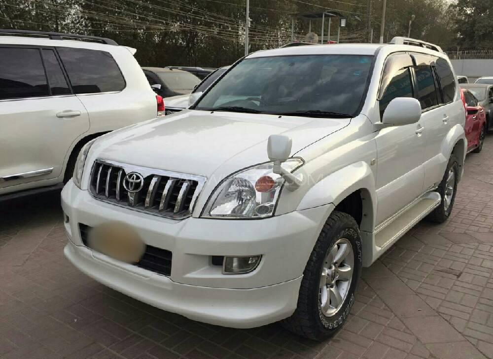 Used Toyota Prado TZ 4.0 2007