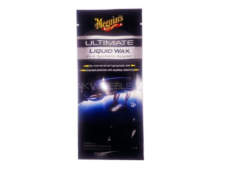 Meguiars Ultimate Wax Sachet 12pc Image-1