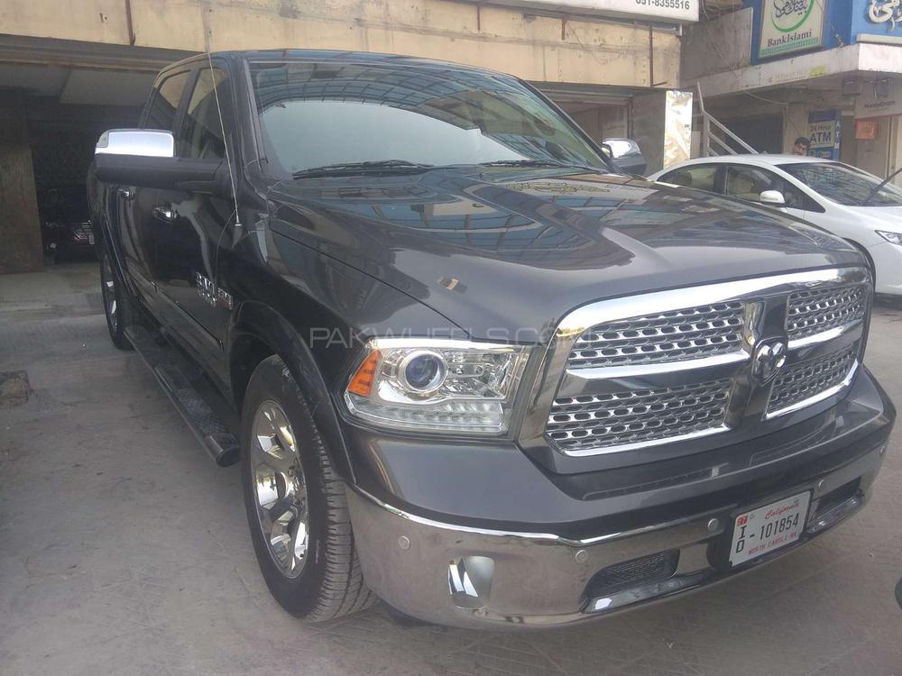 Dodge Ram 2015 Image-1
