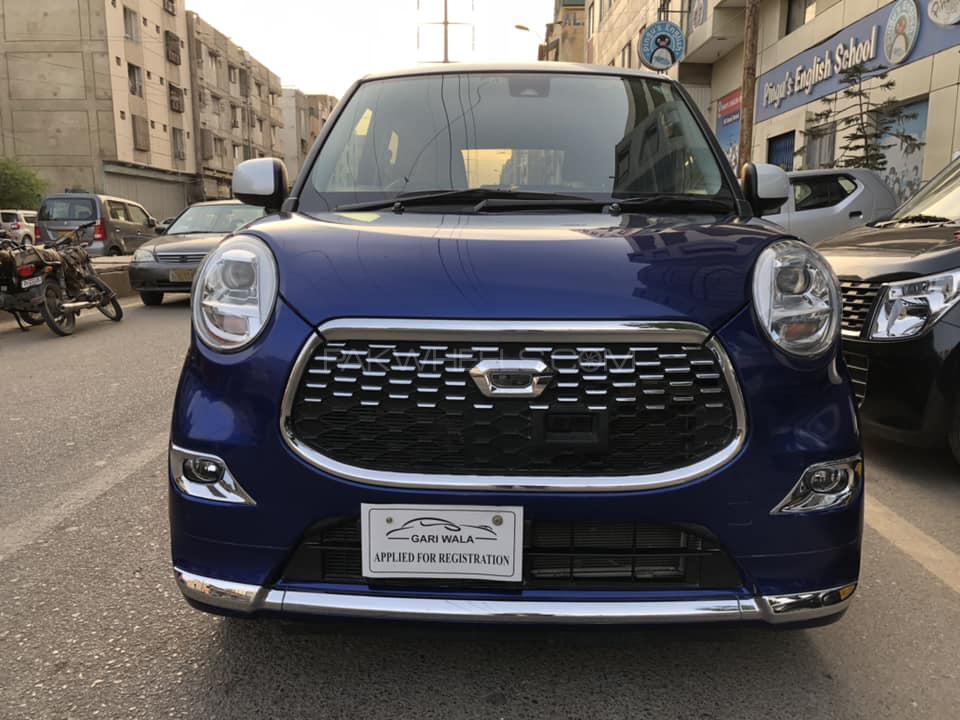 Used Daihatsu Cast For Sale At Gariwala Karachi