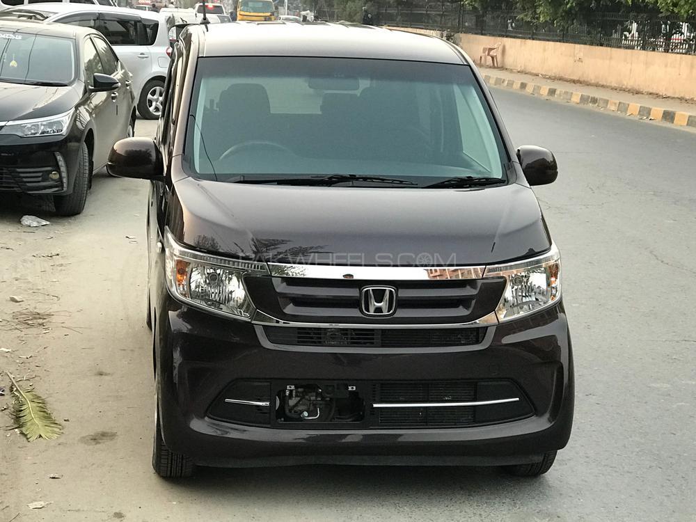 Honda N Wgn G L Package 2016 Image-1