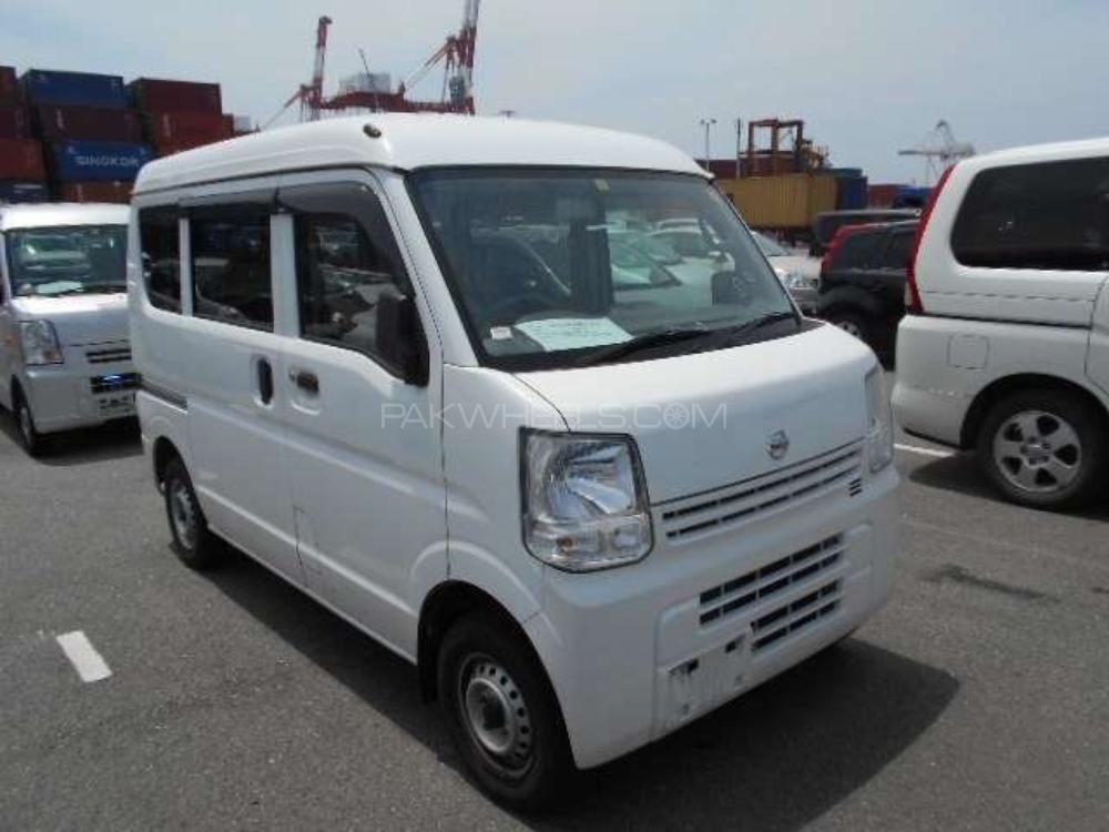 Nissan Clipper E Aero Version 2015 Image-1