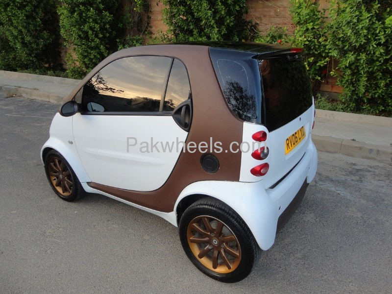 Mercedes benz smart 2006 for sale in karachi pakwheels for Mercedes benz smart car for sale