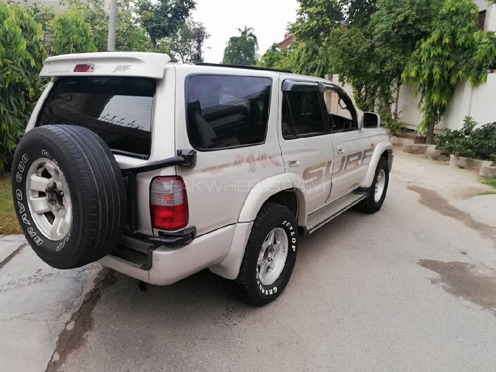 Toyota Surf SSR G 3 0D 1996 for sale in Lahore