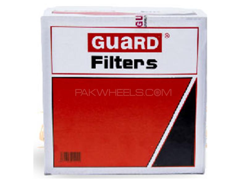 Guard Air Filter For Honda City 2003-2006 Image-1