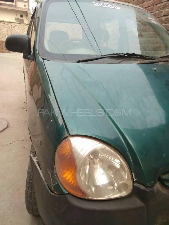 Hyundai Santro 2001 Image-1