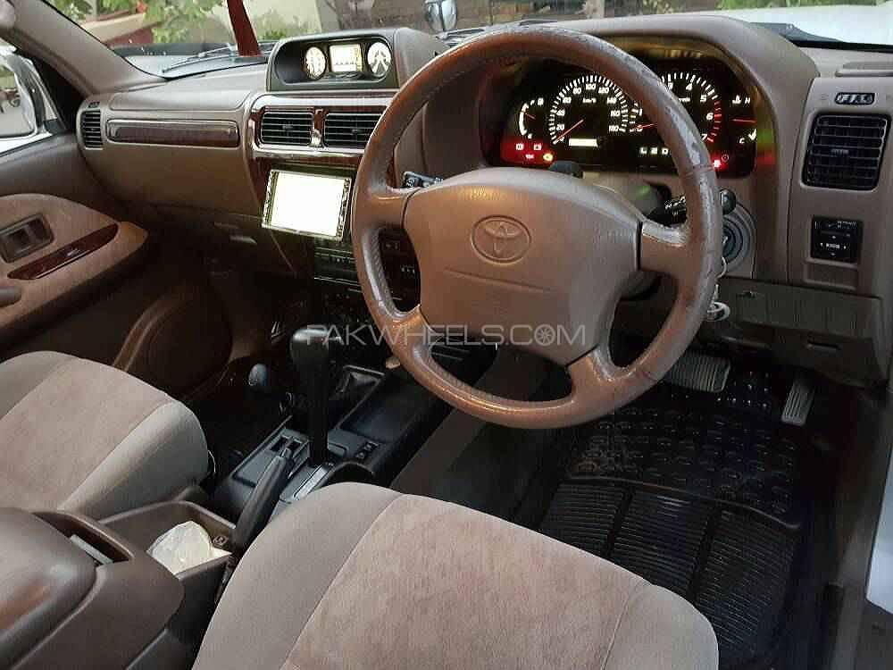 Toyota Prado TZ 3.4 2001 Image-1