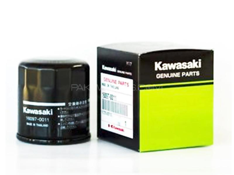 Kawasaki Genuine Oil Filter For Kawasaki ZX10R 2011-2015 Image-1