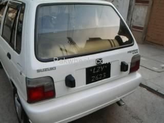 Suzuki Mehran VXR (CNG) 2005 Image-8