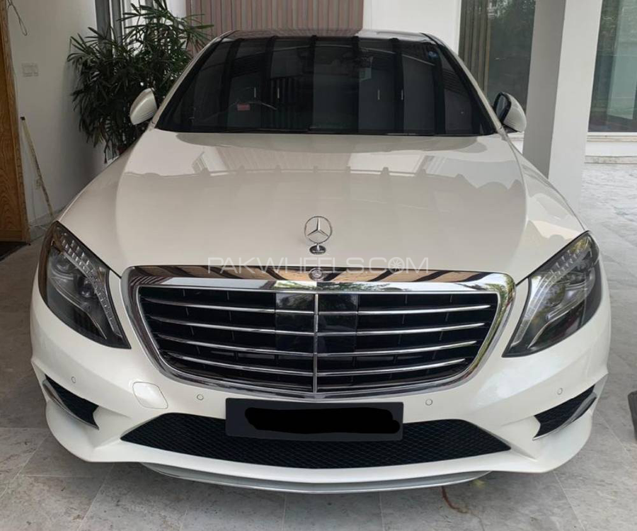 Mercedes Benz S Class S400 Hybrid 2013 For Sale In
