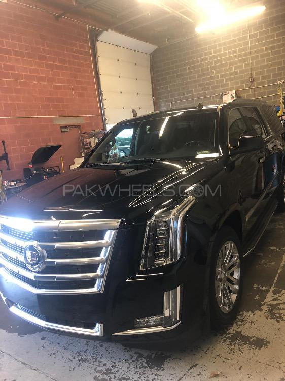 Cadillac Escalade Ext 2015 For Sale In Lahore Pakwheels