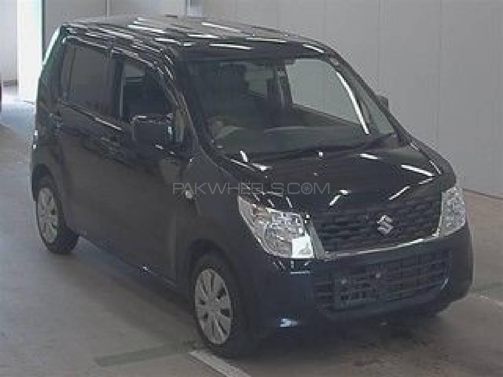 Suzuki Wagon R FX 2015 Image-1