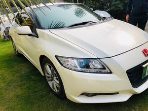 White Honda Cr Z Sports Hybrid Cars For Sale In Pakistan Verified