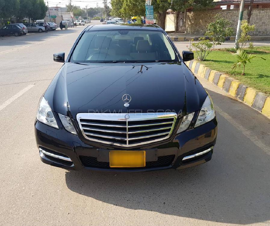 Mercedes Benz E Class E200 2012 For Sale In Karachi