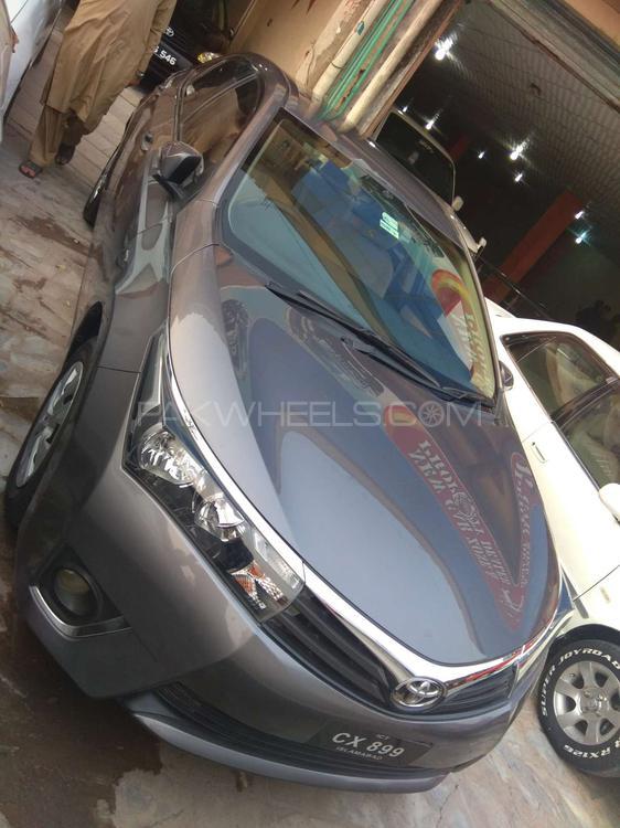 Toyota Corolla GLi 1.3 VVTi 2014 Image-1