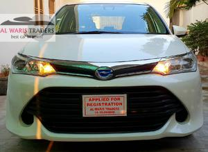 Toyota Corolla Axio Cars For Sale In Pakistan Pakwheels