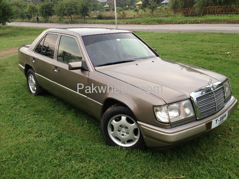 Mercedes Benz E Class E200 1993 For Sale In Islamabad