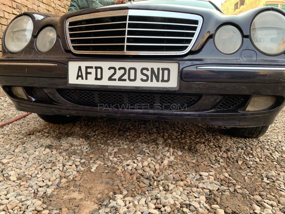 881b7aa6abe0f0 Mercedes Benz E Class E220 CDI 2000 for sale in Peshawar ...
