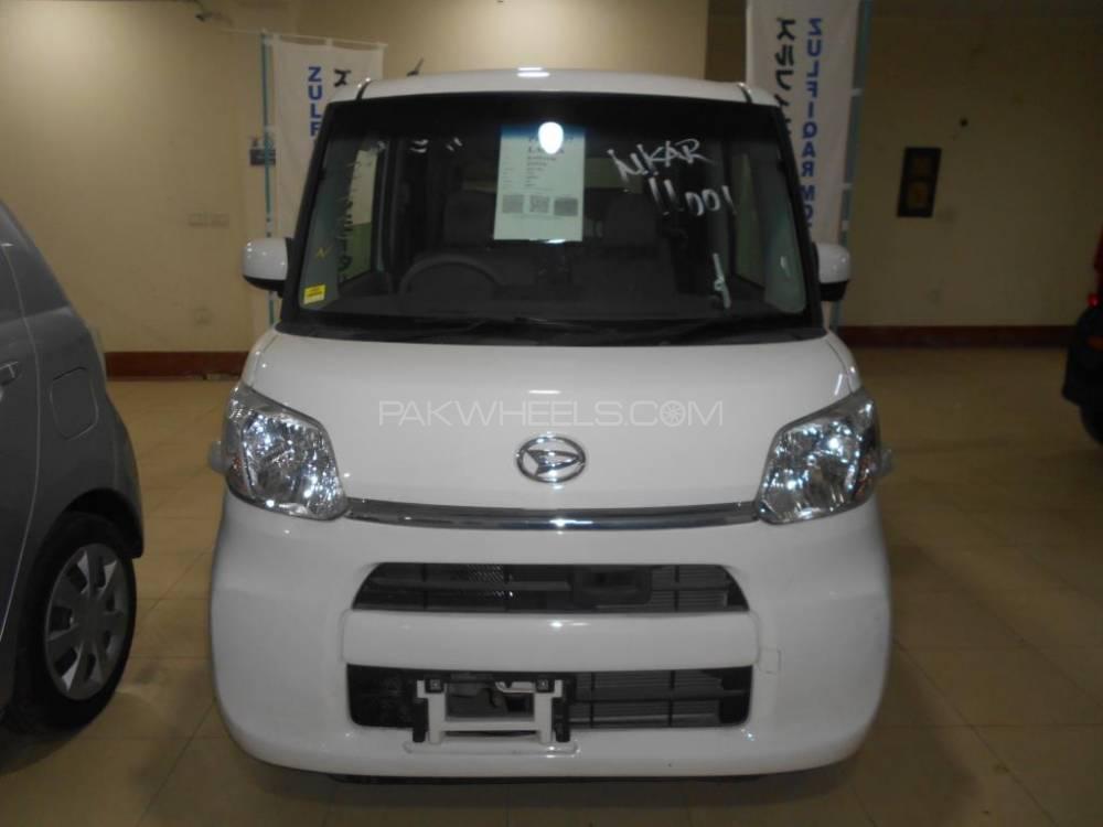 Daihatsu Tanto L SA 2015 Image-1