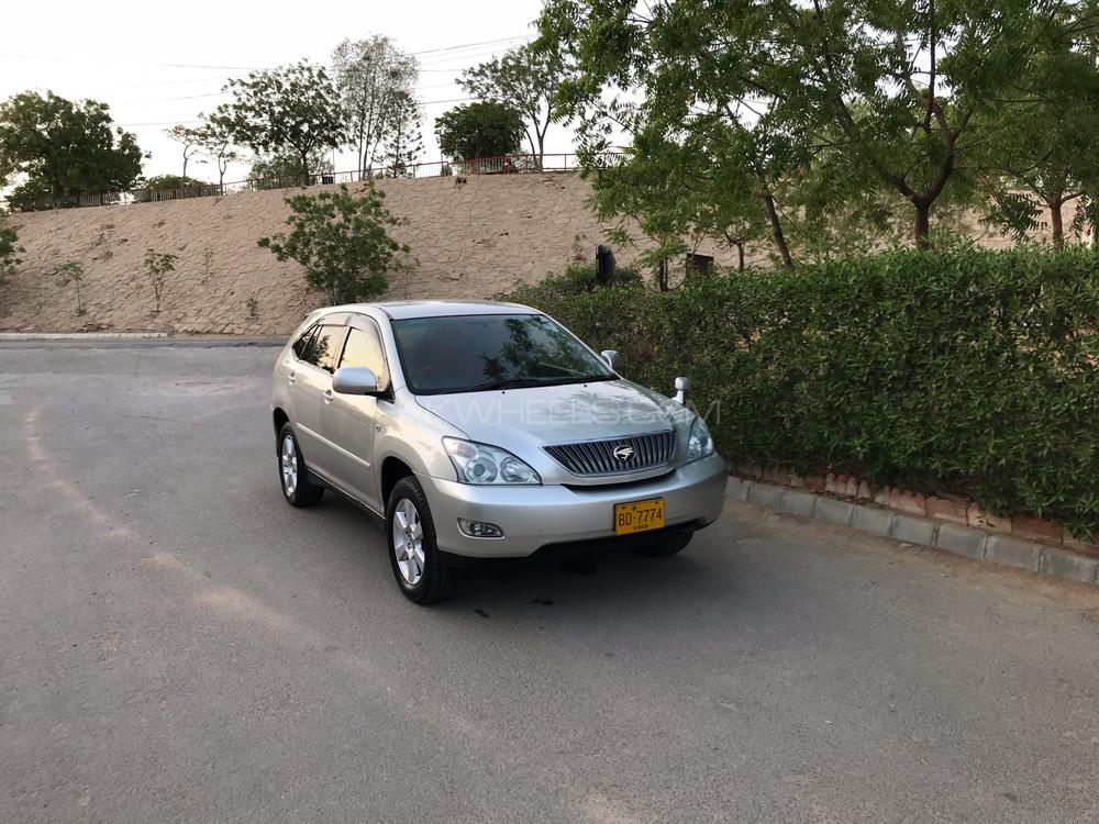 Toyota Harrier 2003 Image-1
