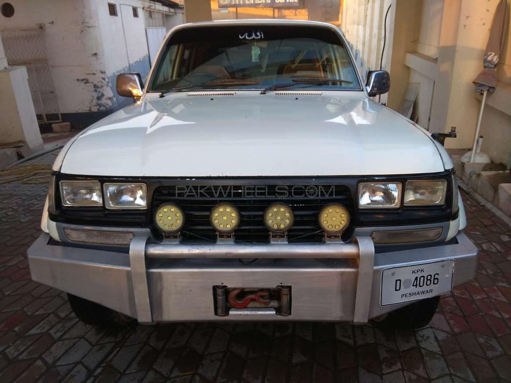 Toyota Land Cruiser VX 4.5 1991 Image-1