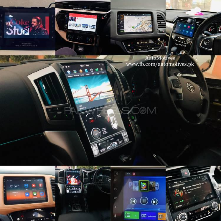 Android Panels For All Cars. Image-1