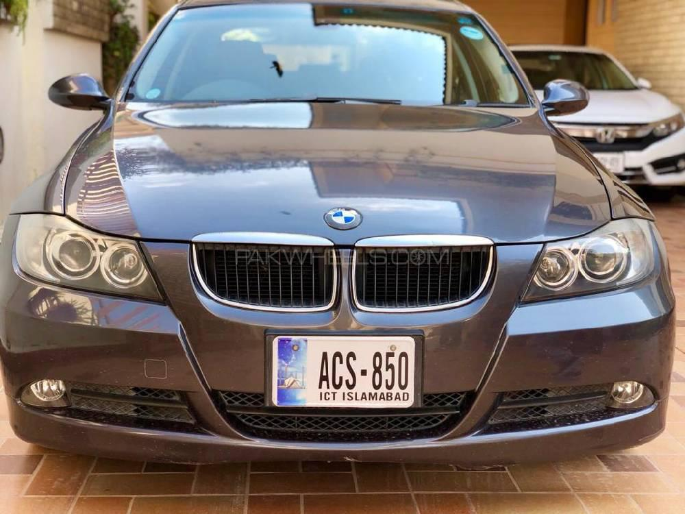 bmw 3 series 318i 2006 for sale in islamabad pakwheels. Black Bedroom Furniture Sets. Home Design Ideas