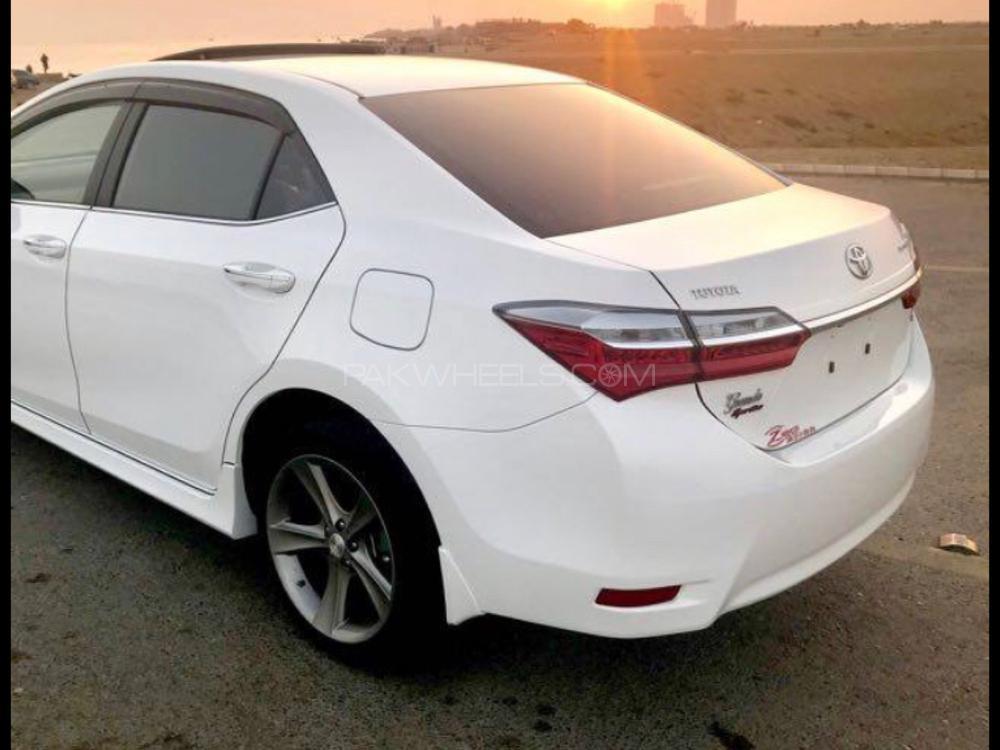 Toyota Corolla Altis Grande Cvt I 1 8 2019 For Sale In Quetta