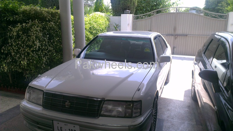 Toyota Crown Athlete 1997 Image-1