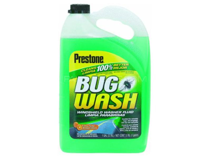 Prestone Bug Wash 3.78Ltr - 0034 in Karachi